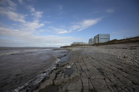 EDF Hinkley Point Nuclear Power Station