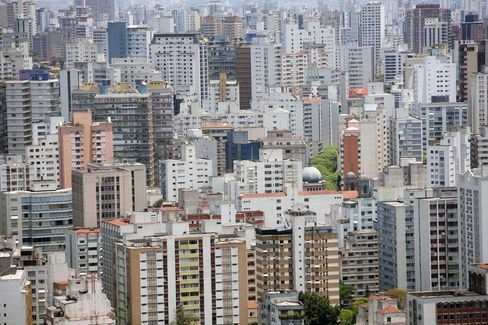 REITs in Brazil Surge Drawing Yield-Starved Investors