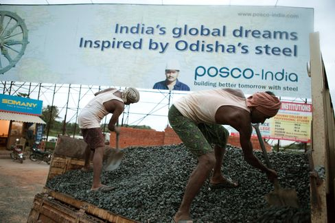 Posco's $12 Billion Indian Plant in Doubt After Panel Report