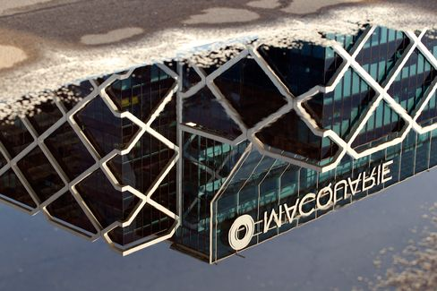 Macquarie Group Building