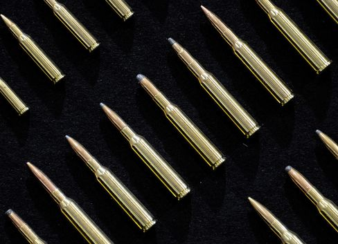 Access to Ammo Eased By Law Backed by NRA and Dems Biden, Gore