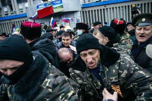 Ukrainian Destabilization