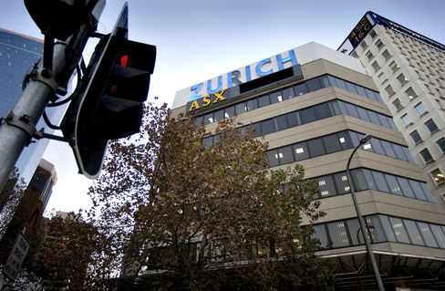 Zurich Financial Quarterly Net Drops on Catastrophe Claims