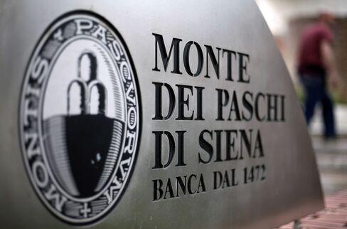 JPMorgan Accused by Siena Prosecutors in Monte Paschi Probe