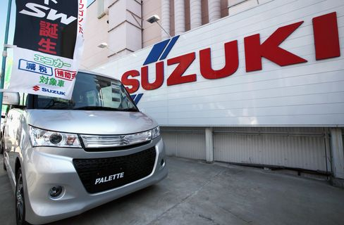 Suzuki Says VW Breached Agreement on Tech