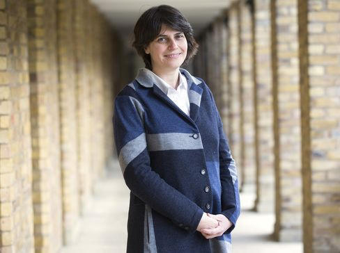 Professor of Economics at the London Business School Helene Rey