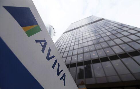 Aviva Unit Said to Draw Apollo, Harbinger, Guggenheim Bids