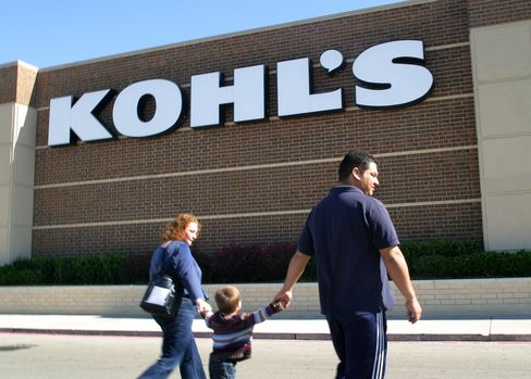 Kohl's to Boost Holiday Hires More Than 20%