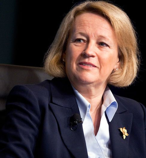 Mary Schapiro Chairman of U.S. SEC