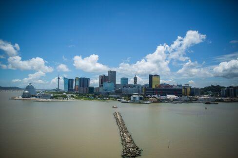 Macau Crackdown