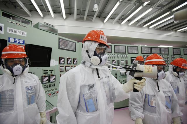 Japan's future shouldn't be a nuclear one. Photographer: Koji Sasahara/Pool via Bloomberg
