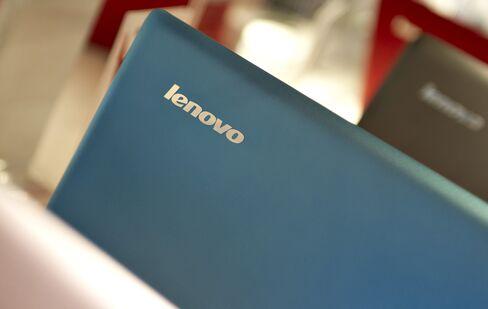 Lenovo Sees Global PC Slowdown as Reason to Sell Smartphones