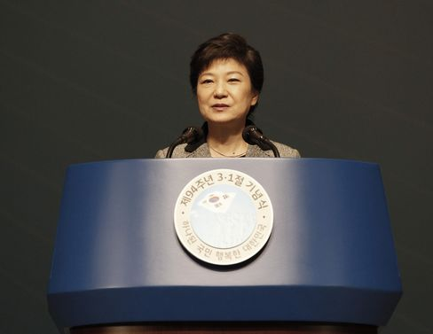 South Korea's Park Geun Hye Pushes a Creative Economy
