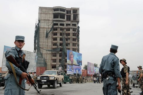 Pakistan Haven After Afghan Attacks 'Unacceptable'