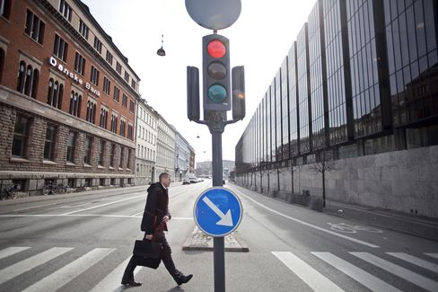 Banks on Verge of Collapse in Denmark Win Time in FSA Review