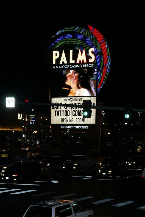 Leonard Green, TPG Said to Be in Talks for Palms Casino
