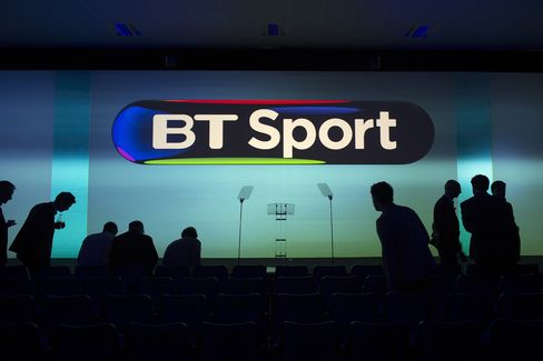 BT Sees Its Future in Sports as BSkyB Moves Into Broadband