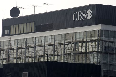 CBS Profit Climbs 31% on Growth in Fees