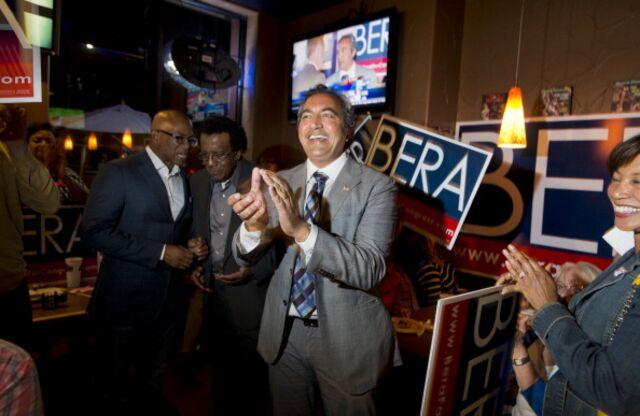 Incumbent DemocraticCongressmanAmi Berra will face former Republican Congressman Doug Ose for his seat representing a district inthe Sacramento suburbs.