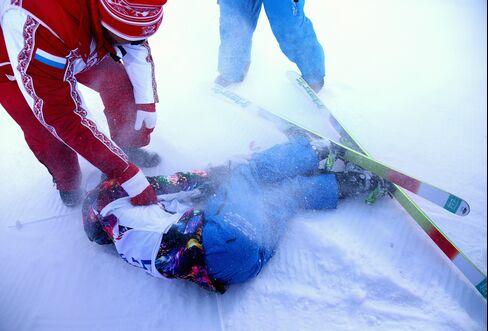 Japanese Skier Miki Ito