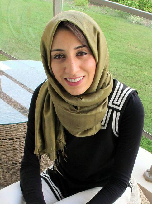 Democracy Advocate and Economist Ala'a Shehabi