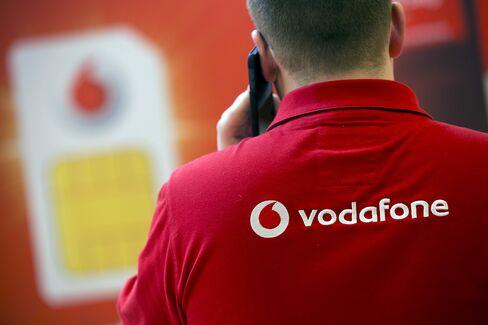 Vodafone in Talks With Verizon Over U.S. Wireless Stake Sale