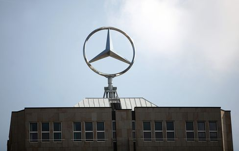 Daimler Said to Face Questioning in EADS Insider-Trading