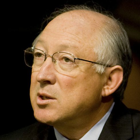 Ken Salazar, U.S. secretary of the interior