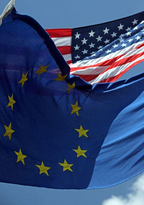 CEOs Group Calls Too-Big-to-Fail Bill Threat to U.S.-EU Accord