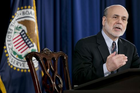 Bernanke Says Stronger Stress-Tested Banks Bode Well for Growth