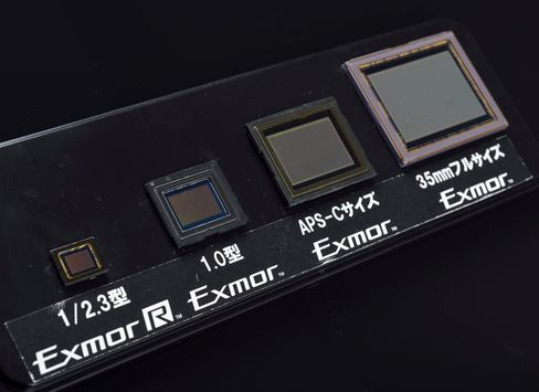 Sony Eyes Sensors in Wearable Computers to Hand Gesture TVs