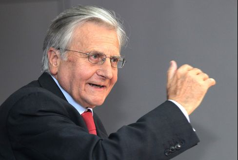 Trichet Confident U.S. Will Implement Basel Rules