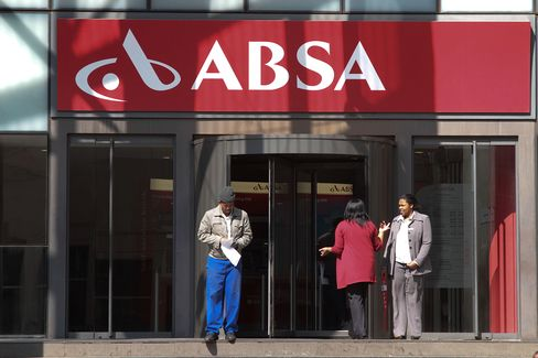 Barclays's Absa Urged to Use Cash in $2 Billion Africa Deal