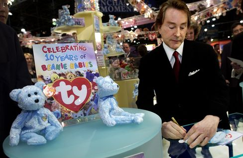 Beanie Babies Creator H. Ty Warner