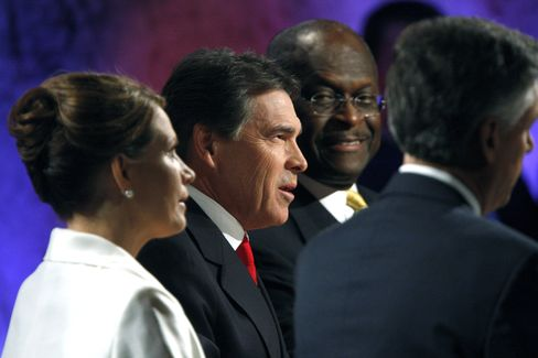 Perry Plans to Bypass Some Debates