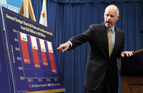 Brown Calls for $8.3 Billion Cuts to Close Wider Deficit