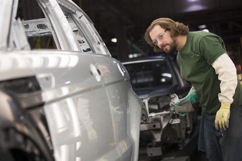 British Manufacturing Index Unexpectedly Contracts in February
