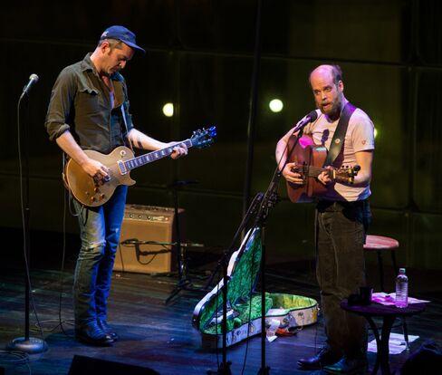 Matt Sweeney and Will Oldham