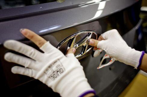 Hyundai Manufacturing in Czech Republic
