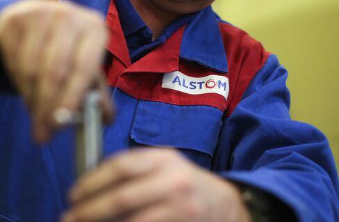 Alstom employee