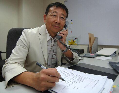 Former ICAC deputy commissioner Tony Kwok