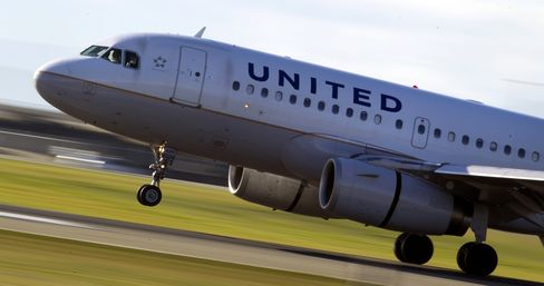 United Continental Holdings Inc. Plane