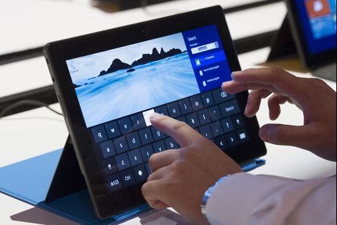 Microsoft Cuts Surface Tablet Prices Amid Lackluster Demand