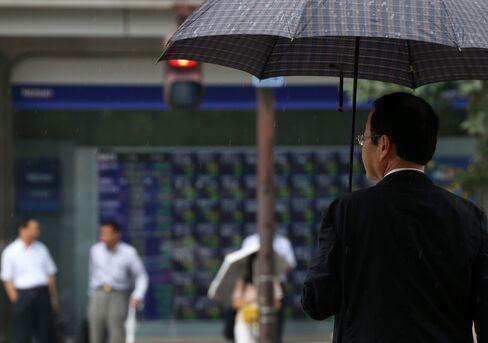 Most Asian Stocks Drop on Concern Fed Will Reduce U.S. Stimulus