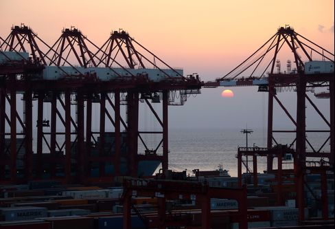 Yangshan Deep Water Port
