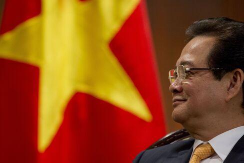 Vietnam Prime Minister Nguyen Tan Dung