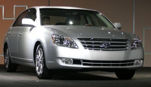 Toyota to Recall 1.53 Million Cars for Fluid Leak