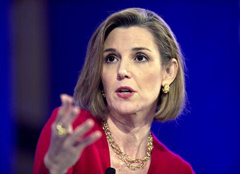 Krawcheck Says Women on Wall Street Have 'Gone Backwards'