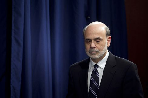 Bernanke Says 'Prepared to Do More' After Policy Unchanged