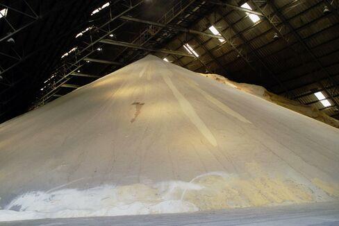 Sugar Bulls Strongest in Six Months on Brazil Rain